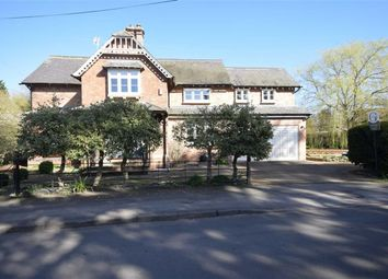 Thumbnail 4 bed detached house for sale in Manor Road, Caunton, Nottinghamshire