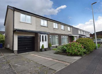 Thumbnail 4 bed semi-detached house for sale in Dochart Avenue, Renfrew