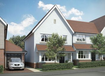 "Thumbnail 3 bed property for sale in ""The Bramble"" at Brook Close, Storrington, Pulborough"