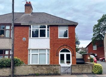 Thumbnail 3 bed semi-detached house to rent in Oliver Street, Rugby