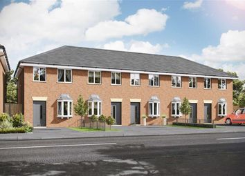 Thumbnail 2 bed terraced house for sale in Plot 9, St Helens