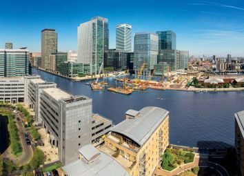 Thumbnail 3 bedroom flat for sale in The Madison, Canary Wharf