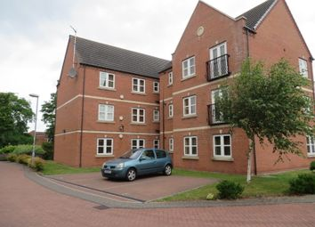 Thumbnail 2 bed flat to rent in Collum House Road, Scunthorpe
