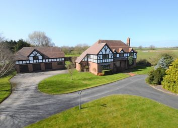 Thumbnail 5 bed detached house for sale in Welsh Road, Gorstella, Dodleston, Chester