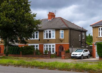 Thumbnail 3 bedroom semi-detached house for sale in Northern Avenue, Whitchurch, Cardiff, Glamorgan