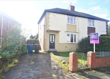 Thumbnail 2 bed semi-detached house for sale in Kielder Gardens, Jarrow