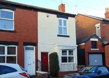 Thumbnail 2 bedroom end terrace house for sale in Winifred Road, Heaviley, Stockport