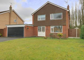 Thumbnail 5 bed detached house to rent in Bramall Close, Sandbach
