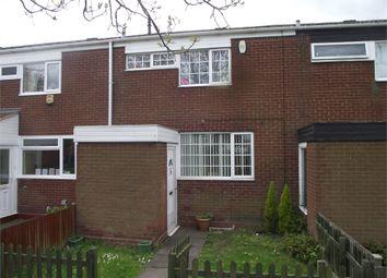 Thumbnail 3 bedroom terraced house to rent in Alvis Walk, Castle Bromwich, Birmingham