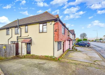 Thumbnail 3 bed end terrace house for sale in Highcroft Cottages, Swanley, Kent