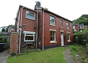 Thumbnail 2 bedroom detached house for sale in Ravenscliffe Road, Kidsgrove, Stoke-On-Trent