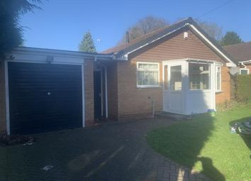 3 bed bungalow for sale in Pershore Road, Selly Park, Birmingham B29