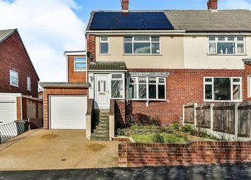 Thumbnail 4 bed semi-detached house for sale in Cowley Lane, Chapeltown, Sheffield