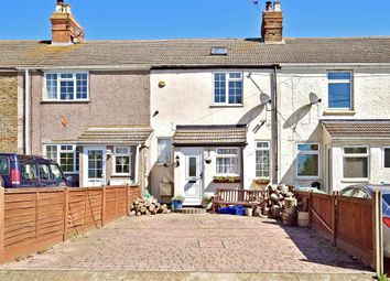 Thumbnail 3 bed cottage for sale in Plough Road, Eastchurch, Sheerness, Kent