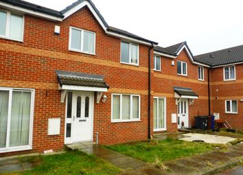Thumbnail 3 bedroom town house for sale in Providence Court, Wombwell, Barnsley