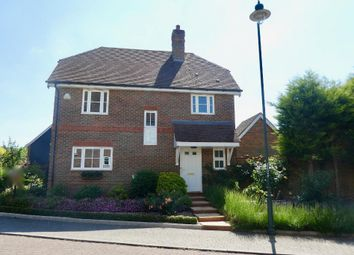 Thumbnail 4 bed detached house to rent in Dawn Lane, Kings Hill, West Malling