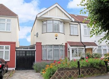 Thumbnail 3 bedroom end terrace house for sale in Windermere Gardens, Redbridge, Essex