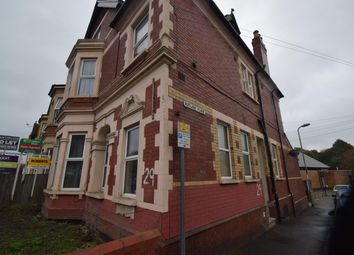 Thumbnail 1 bed property to rent in Cardiff Road, Newport