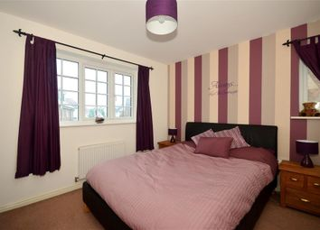 Thumbnail 4 bed semi-detached house for sale in Hazen Road, Kings Hill, West Malling, Kent