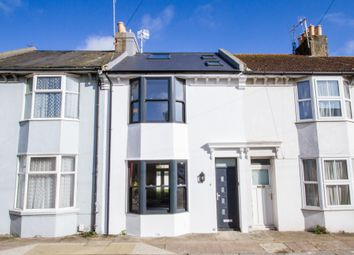 4 bed terraced house for sale in Haddington Street, Hove BN3