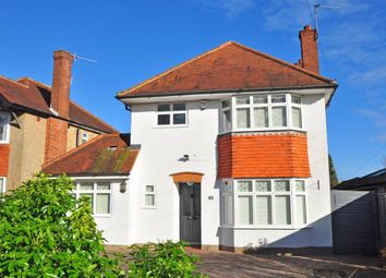 Thumbnail 4 bed detached house to rent in Allenby Road, Maidenhead