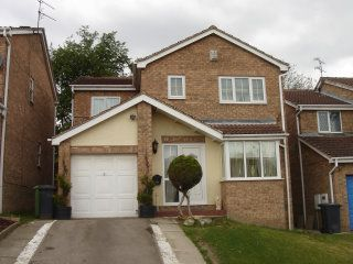 Thumbnail 4 bed detached house for sale in Killamarsh, Sheffield