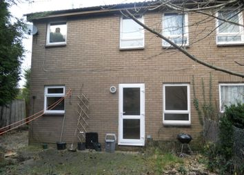 Thumbnail 2 bed flat to rent in Glenmore Road, Carterton, Oxfordshire