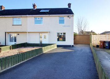 Thumbnail 3 bed semi-detached house for sale in Windsor Avenue, Newtownards