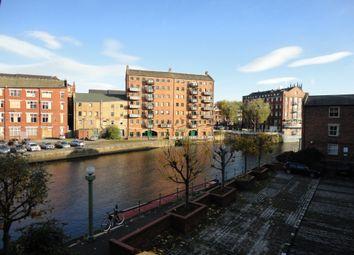 Thumbnail 1 bedroom flat to rent in Navigation Walk, Leeds