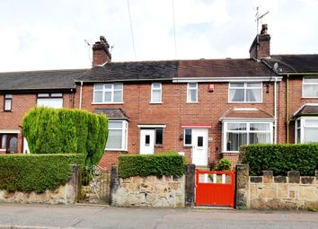 Thumbnail 3 bed terraced house for sale in Wilson Street, Stoke-On-Trent, Staffordshire