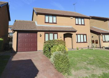 Thumbnail 4 bed detached house for sale in Cranmore Close, Arnold, Nottingham