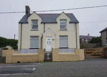 Thumbnail 3 bed detached house for sale in Bro Arfon, Upper Llandwrog, Caernarfon, Gwynedd