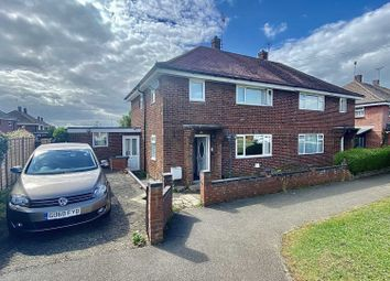 Thumbnail 3 bed semi-detached house to rent in Fenners Close, Rushden