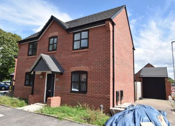 3 bed detached house for sale in Leach Drive, Eccles, Manchester M30