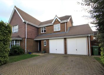 Thumbnail 5 bed detached house to rent in Coresbrook Way, Knaphill, Woking