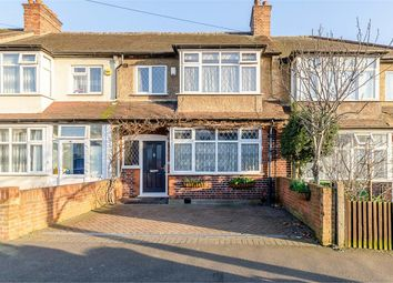 Thumbnail 3 bed terraced house for sale in Gander Green Lane, Sutton