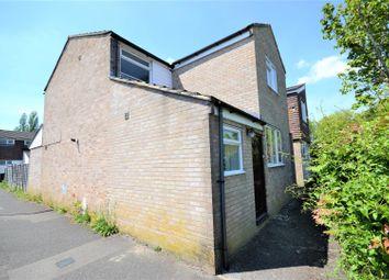 Thumbnail 4 bed semi-detached house for sale in Gregory Close, Oakridge, Basingstoke