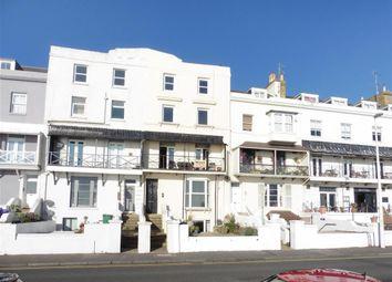 Thumbnail 1 bed flat for sale in Wellington Terrace, Sandgate, Kent