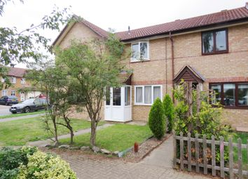Thumbnail 2 bed terraced house for sale in Stockholm Way, Toftwood, Dereham