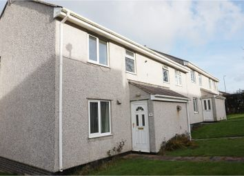 Thumbnail 2 bed terraced house for sale in Bryn Meurig, Llangefni