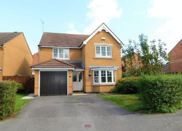 Thumbnail 4 bed detached house for sale in Rushby Road, Ellistown, Coalville