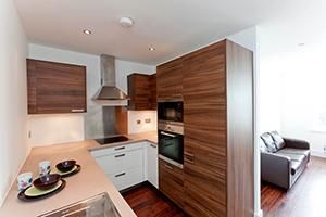 Thumbnail 3 bed flat to rent in Fitzjohns Esplanade, Finchley Road, Hampstead, London