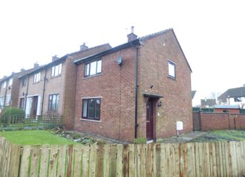 Thumbnail 2 bedroom end terrace house to rent in Stanley Road, Brampton, Cumbria