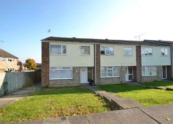 Thumbnail 4 bedroom end terrace house to rent in Sebastian Close, Colchester, Essex