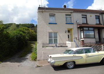 Thumbnail 3 bed end terrace house for sale in Thompson Villas, Ynysybwl, Pontypridd