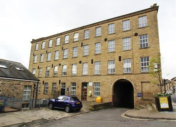 Thumbnail 1 bedroom flat for sale in Carlton Mill, Wharf Street, Sowerby Bridge