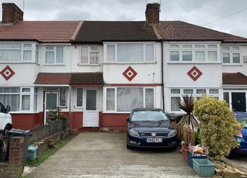 Thumbnail 3 bedroom terraced house to rent in Wentworth Road, Southall