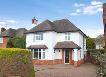 Thumbnail 3 bed detached house for sale in Parkfield Drive, Taunton, Somerset