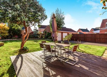 Thumbnail 4 bed detached house for sale in Leewood Close, Brampton Bierlow, Rotherham