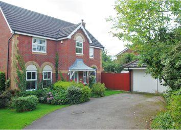 Thumbnail 4 bed detached house for sale in Rievaulx Avenue, Knaresborough